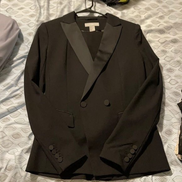 Suit Jacket and Trouser